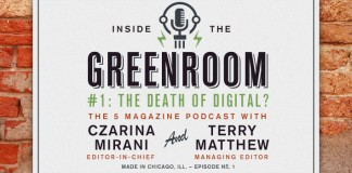 Inside the Greenroom Ep 1