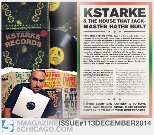 kstarke records