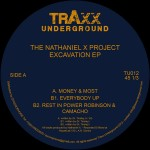 The Nathaniel X Project: Excavation EP