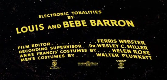 """Electronic Tonalities"", whatever that is."