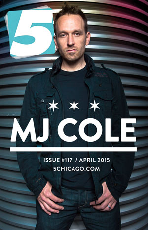 5 Magazine Issue 117 - April 2015