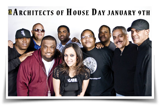 The GRIOTS: Mike Dunn, Wayne Williams, Terry Hunter, Courtney Harris, Czarina Mirani, Reggie Corner, Frederick Dunson, Alan King, Lamont Garrett.