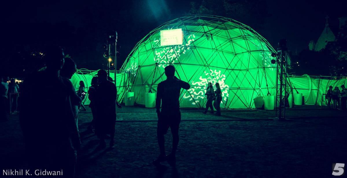 Heineken House Dome