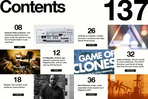 Contents Issue 137