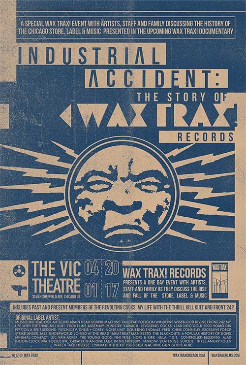wax trax