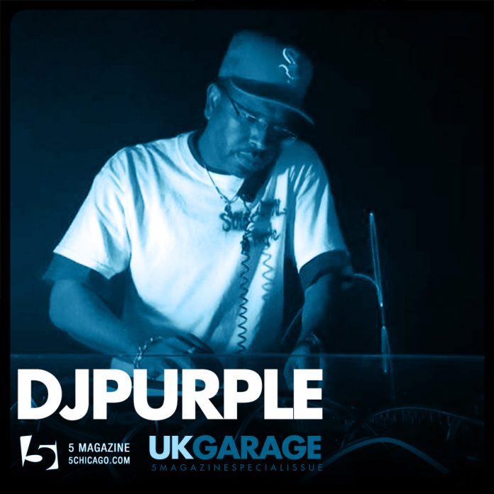 dj purple
