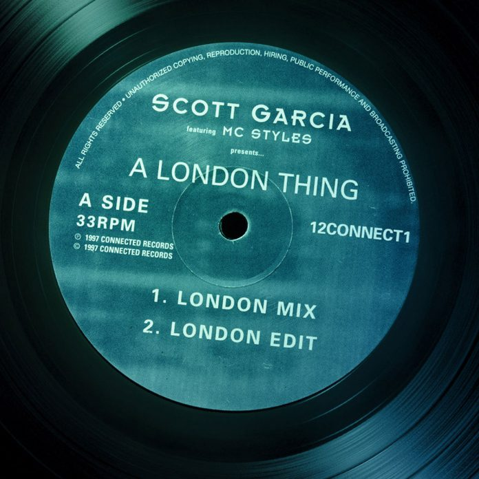 scott garcia its a london thing