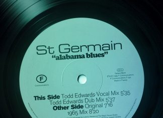 st germain alabama blues