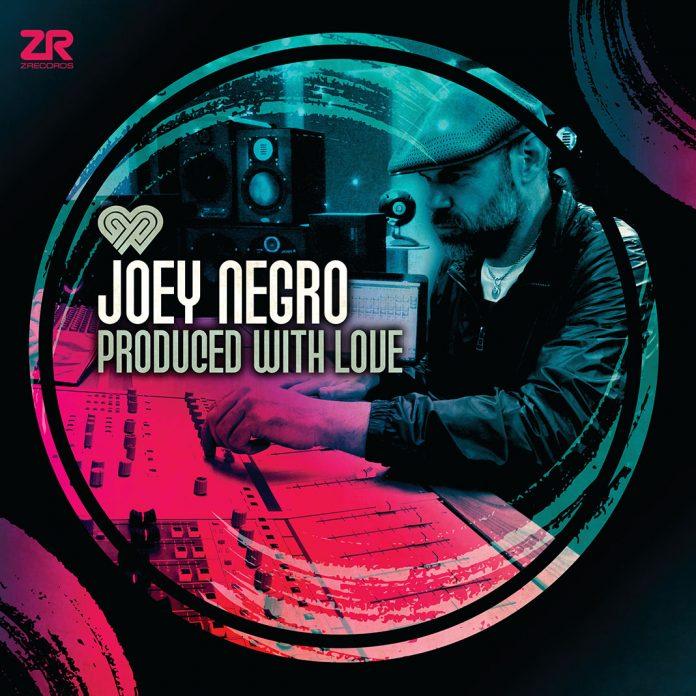 joey negro produced with love album