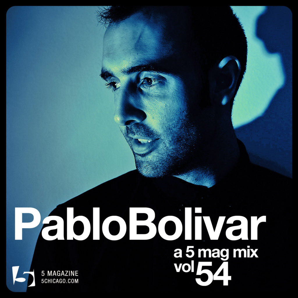 Pablo Bolivar mixes