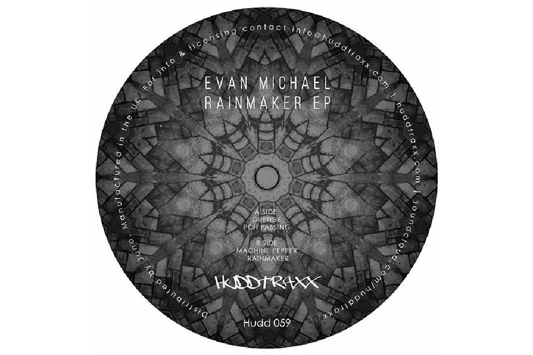 Evan Michael Hudd Traxx
