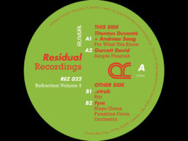 Residual Refraction vol 3