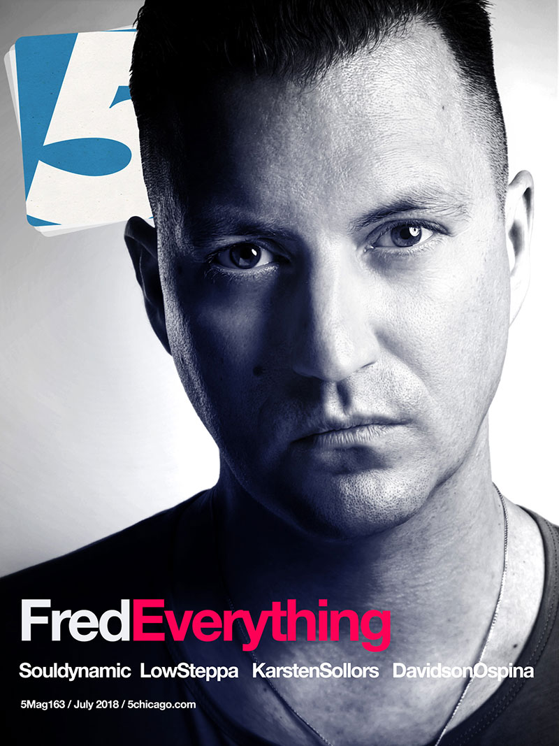 Fred Everything inside 5 Magazine