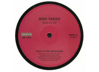 ron trent jazz it up