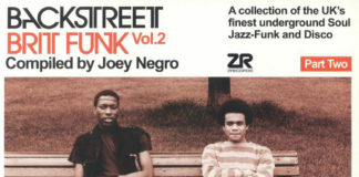 Joey Negro Backstreet Brit Funk