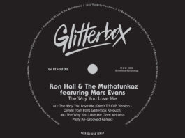 Ron Hall Muthafunkaz Tom Moulton Remix