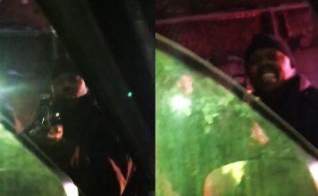 moodymann arrest video