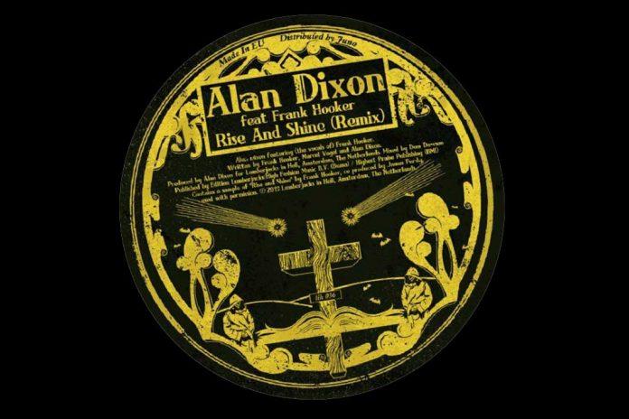 Alan Dixon RISE AND SHINE