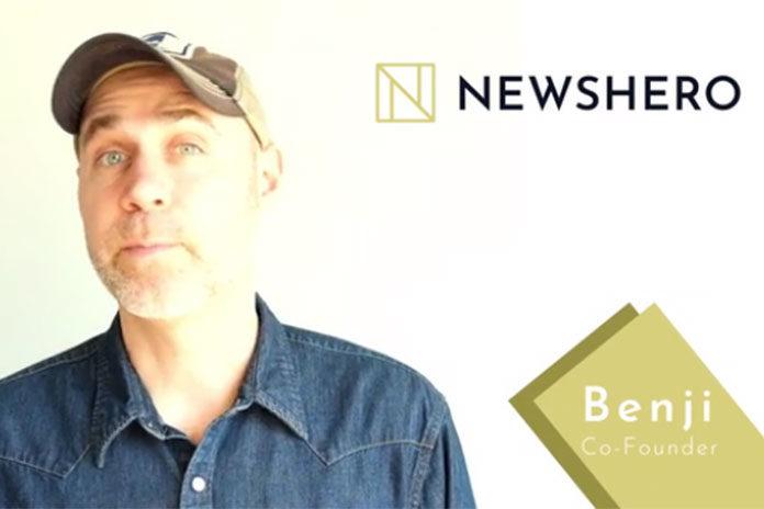 Benji Rogers New Venture on Kickstarter