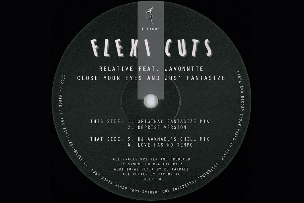 Flexi Cuts Javonntte and Relative Fantasize