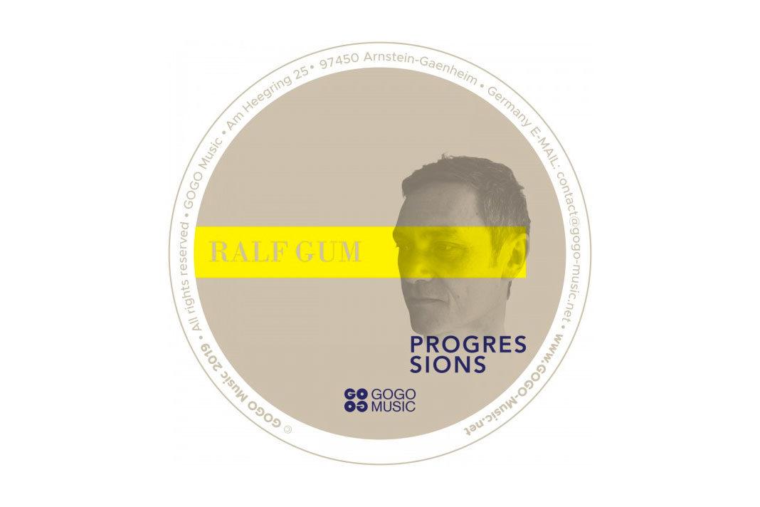 Ralf Gum Progressions Album on Vinyl