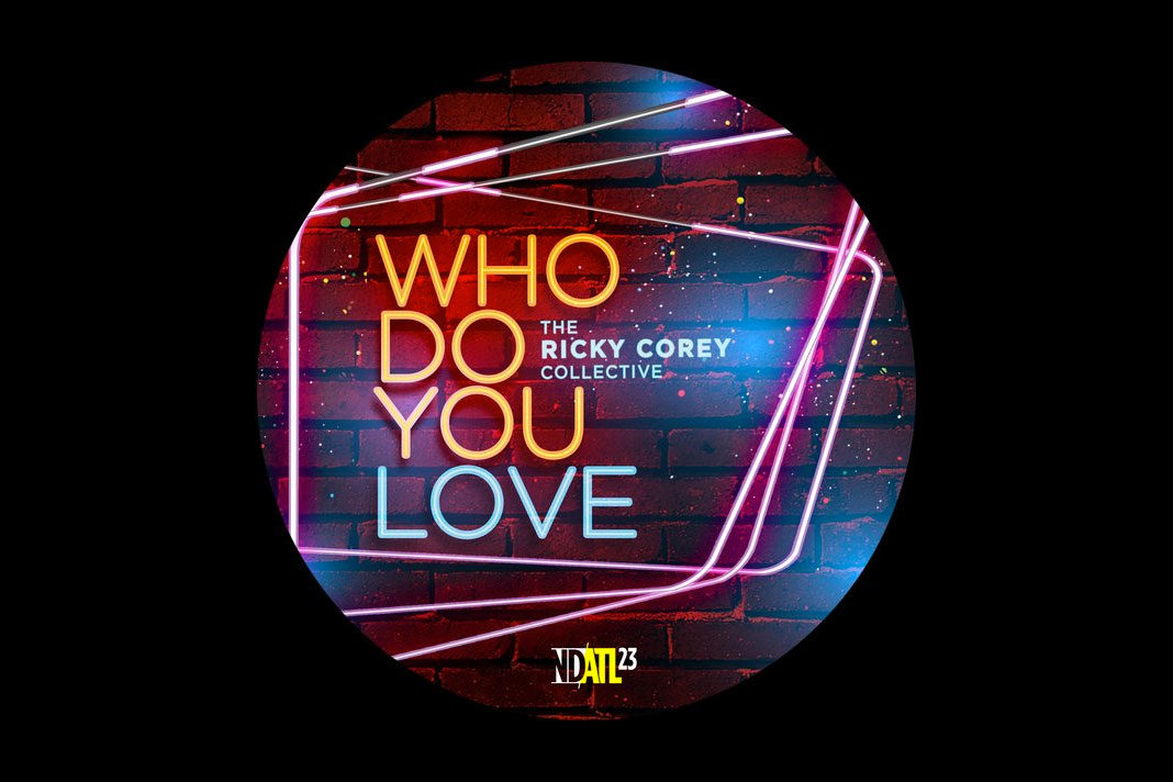 Ricky Corey Collective Josh Milan Remix Artwork