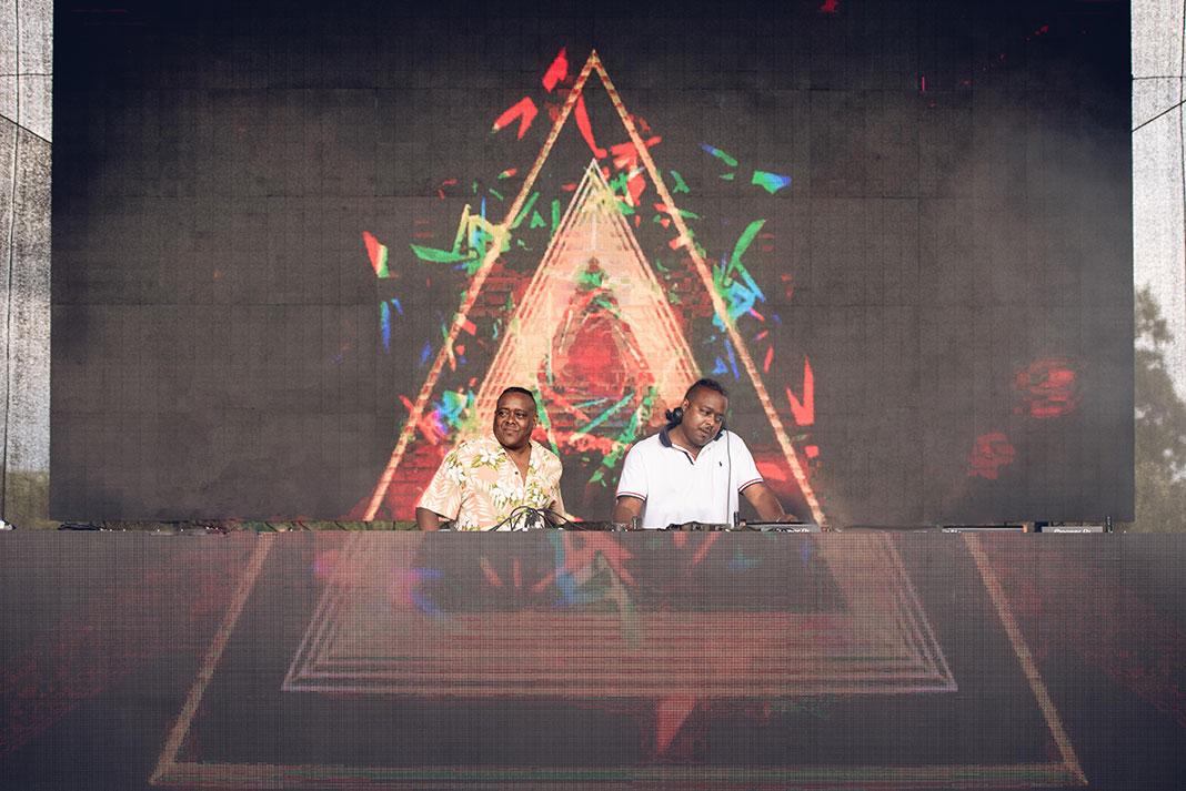 Bobby & Steve at 51st State Festival 2019.