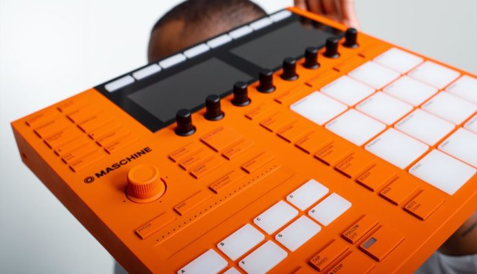 Flame Orange Maschine Mk3