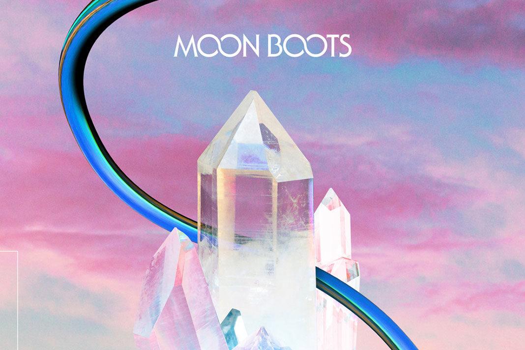 Moon Boots Nic Hanson Clear