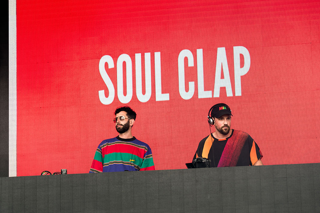 Soul Clap at 51st State Festival 2019.