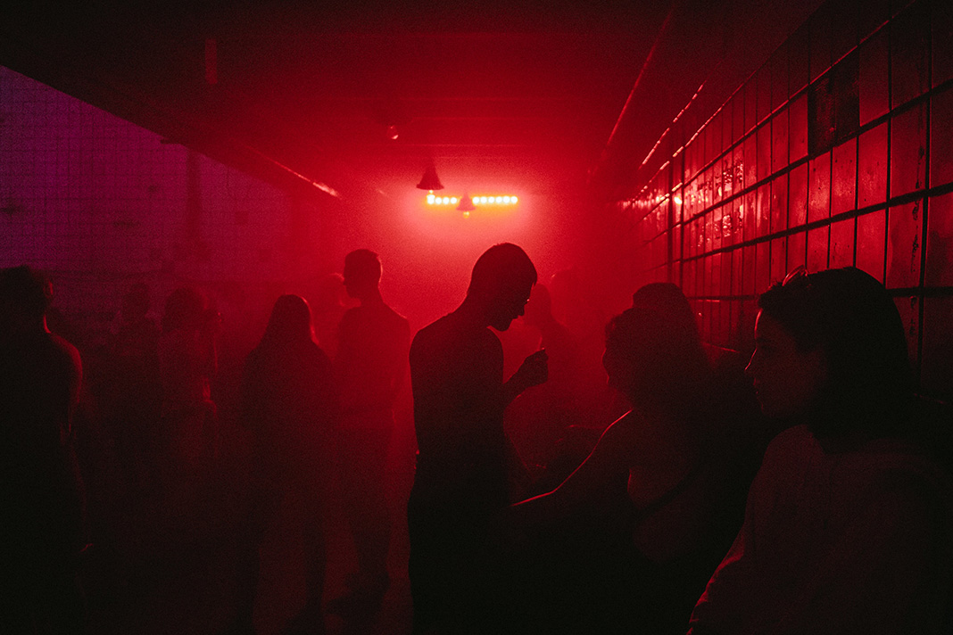 Nightclub, photo by Alexander Popov