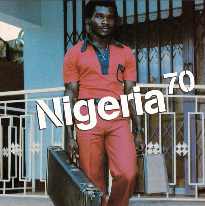 Nigeria 70 box set from Strut