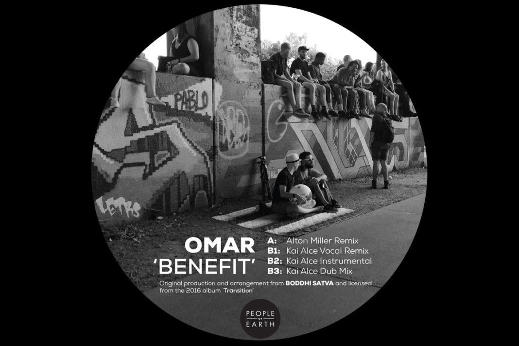 Omar Benefit Kai Alce Remix