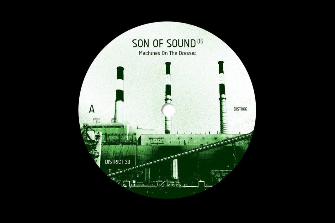 Son of Sound Machines on the Dresser
