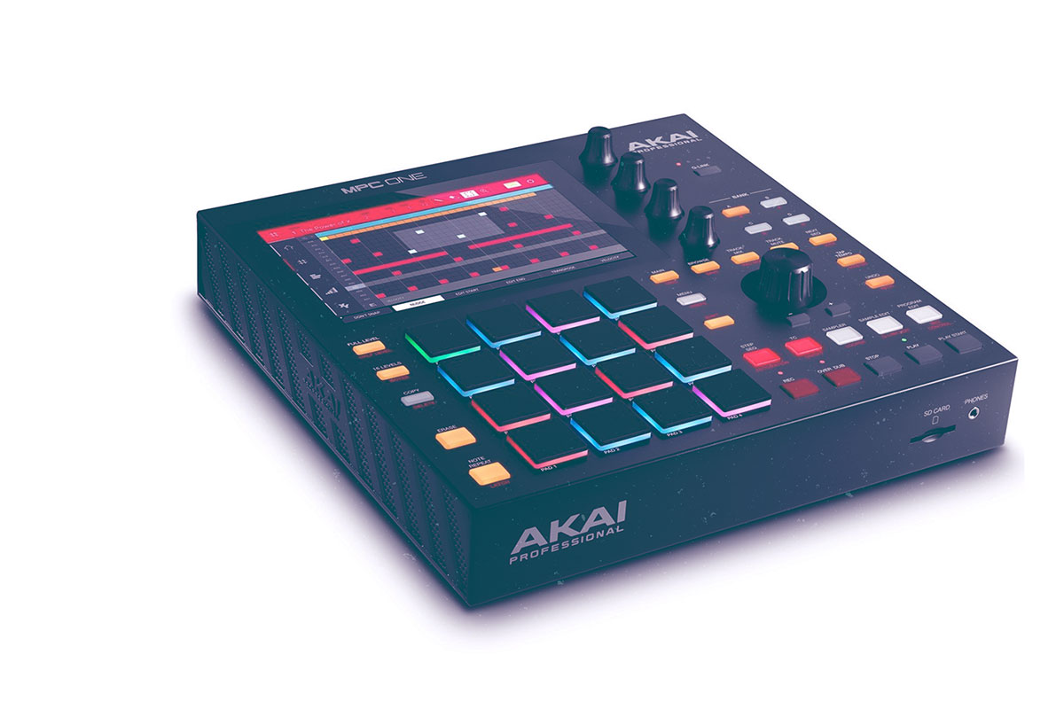 Akai Introduces an Entry Level MPC