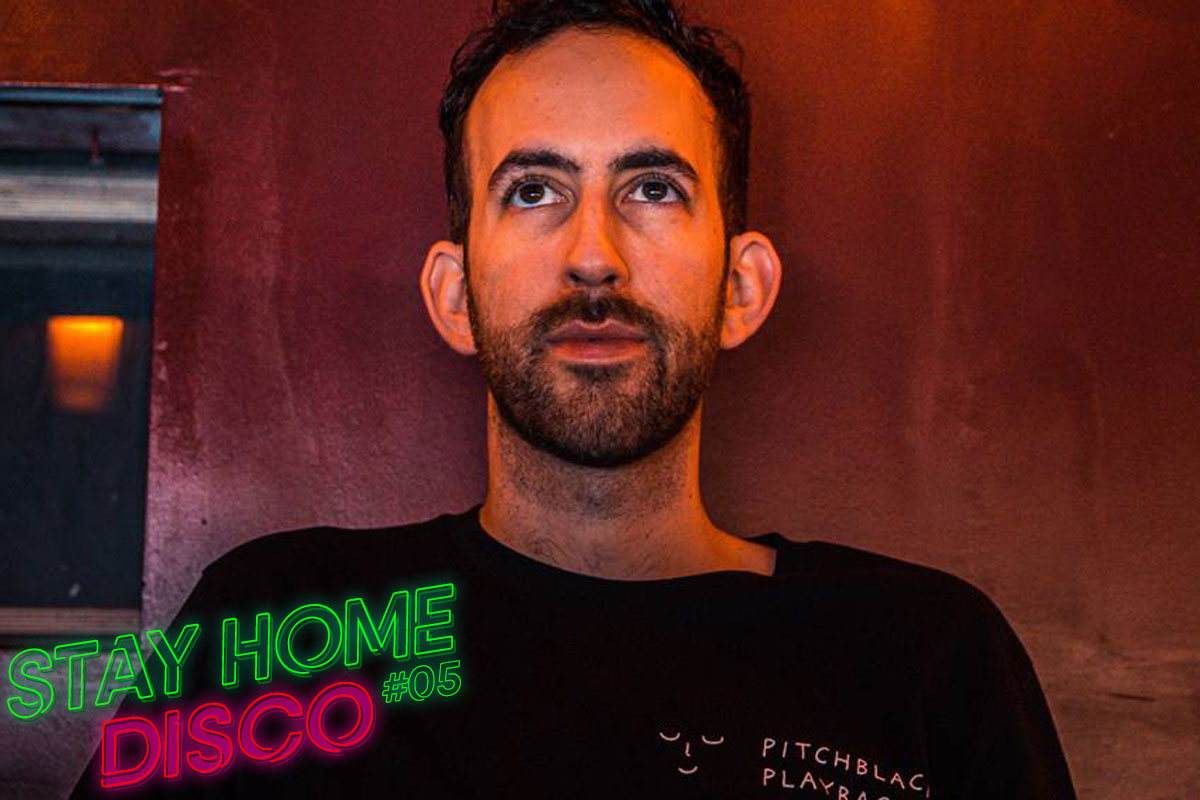 #StayHomeDisco Ben Gomori: On an '80s Vibe Mix