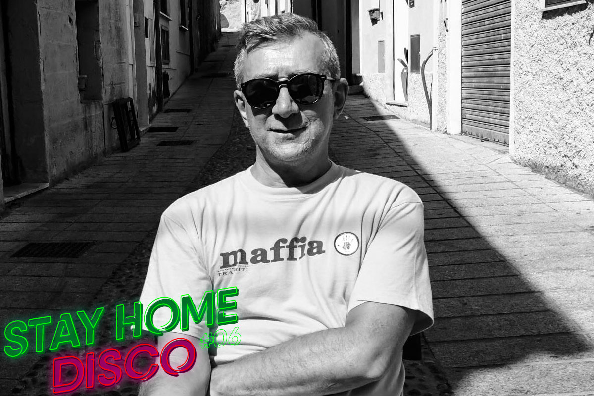#StayHomeDisco DJ Rocca Mix March 2020