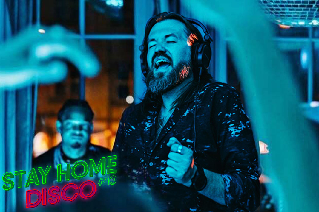 #StayHomeDisco Euhu March 2020 Mix