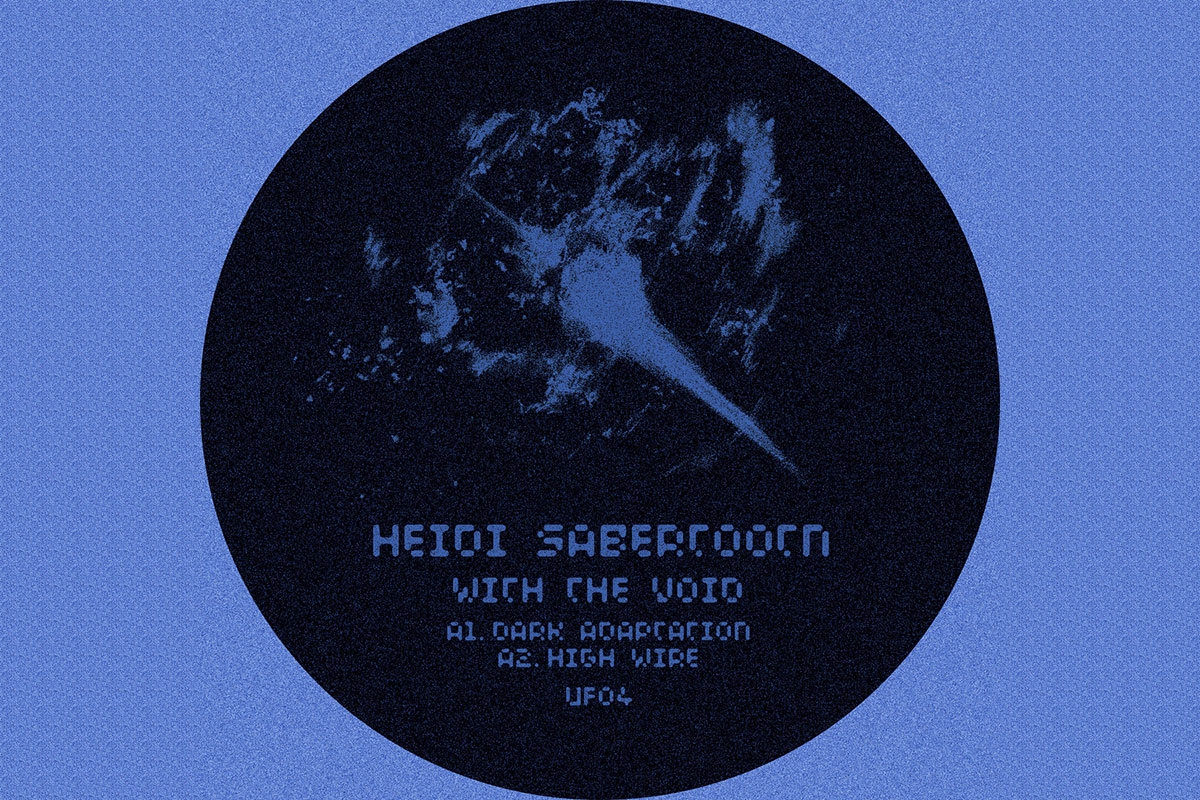 Hardware High Wire: Heidi Sabertooth and With the Void