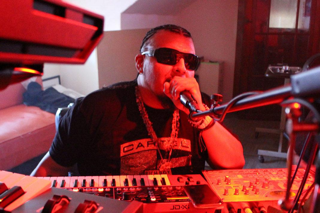 Chicago DJ Microdot
