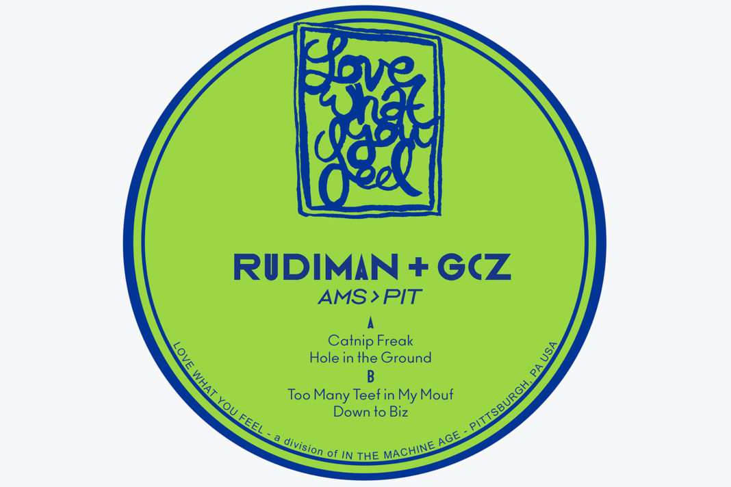 Rudiman and Jordan GCZ EP