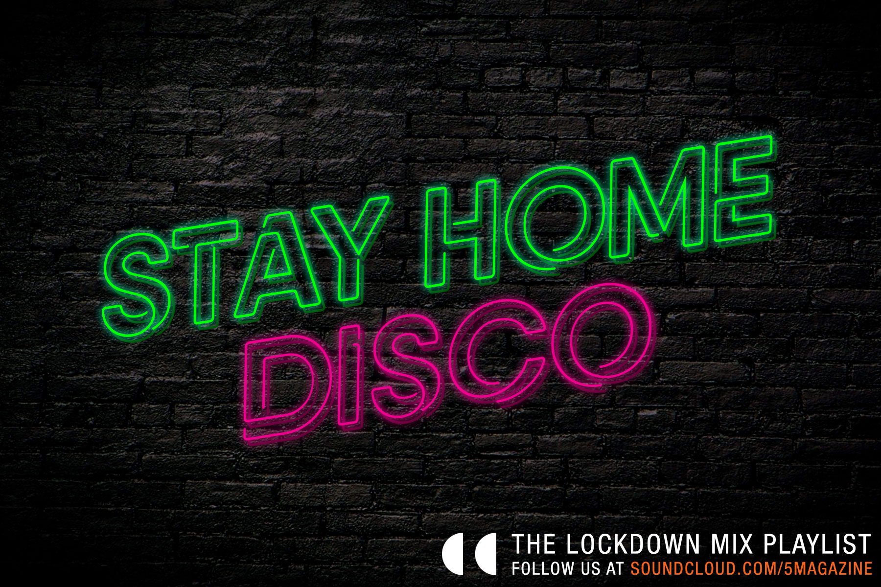 Introducing #StayHomeDisco - DJs Under Lockdown