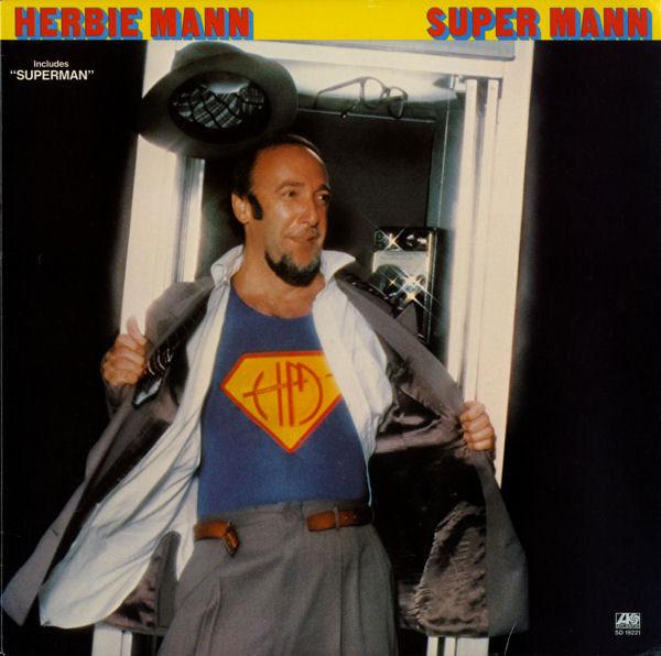 Herbie Mann Supermann