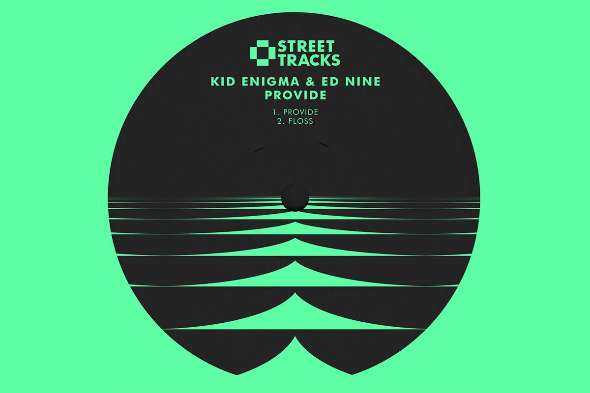 Kid Enigma and Ed Nine