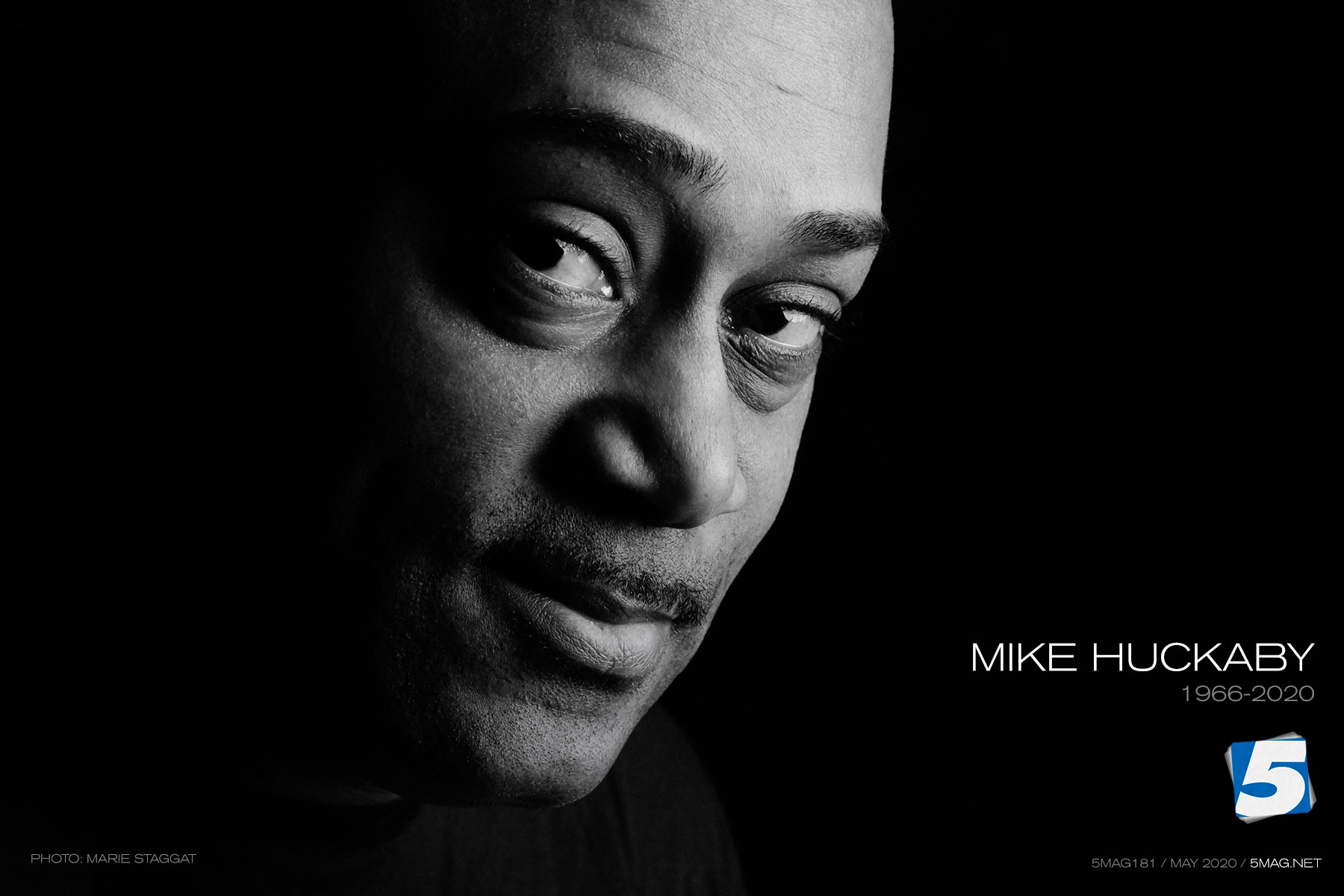 Mike Huckaby photo by Marie Staggat