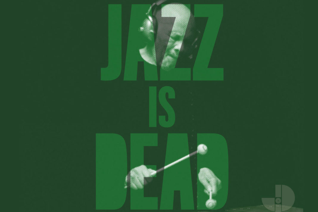 Roy Ayers Jazz Is Dead