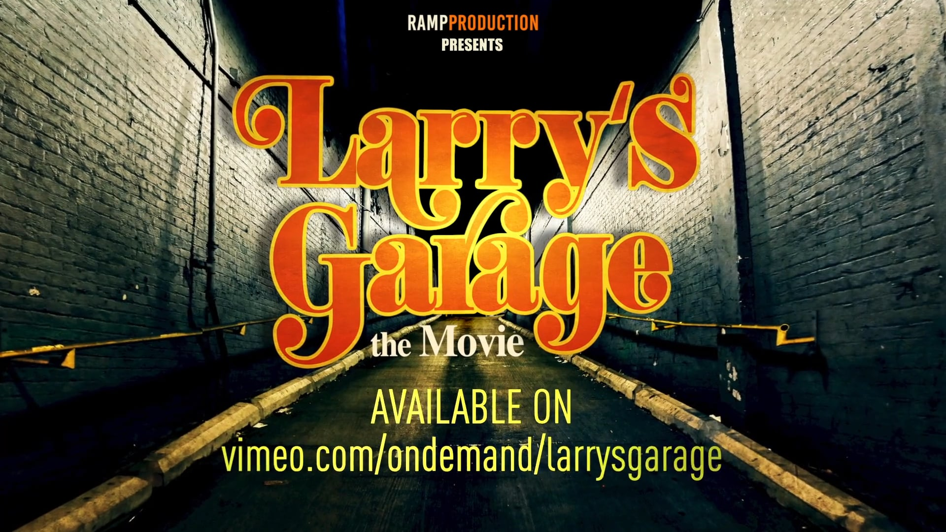 Larry's Garage Takes Us Back to Paradise