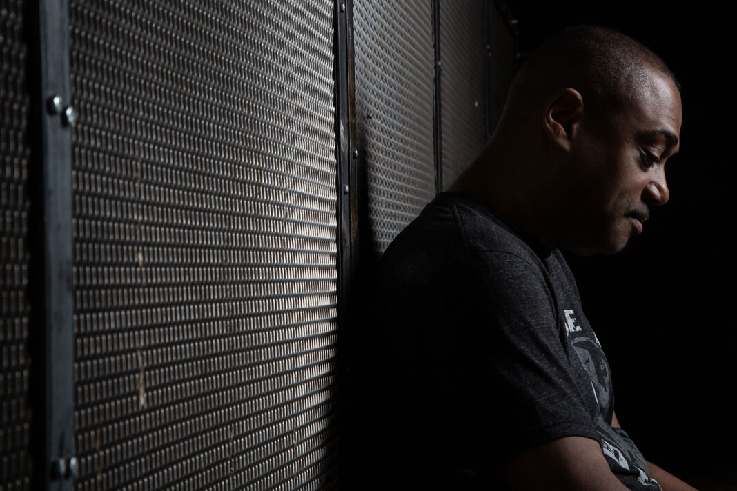 Mike Huckaby by Marie Staggat