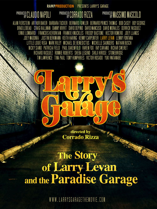 Larry's Garage Documentary