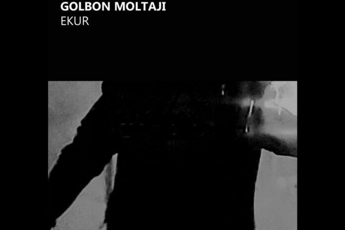 Golbon Moltaji Ekur EP artwork